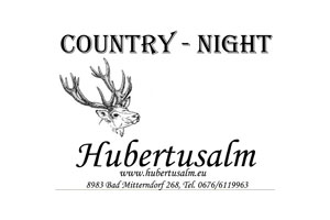 Country Musik Bad Mitterndorf - Country-Night mit The Smokey Two